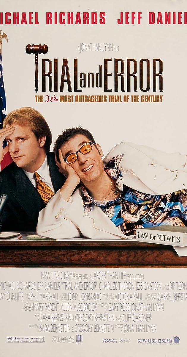 Trial and Error (1997) - IMDb