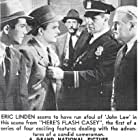 Joseph Crehan, Eric Linden, and Cully Richards in Here's Flash Casey (1938)