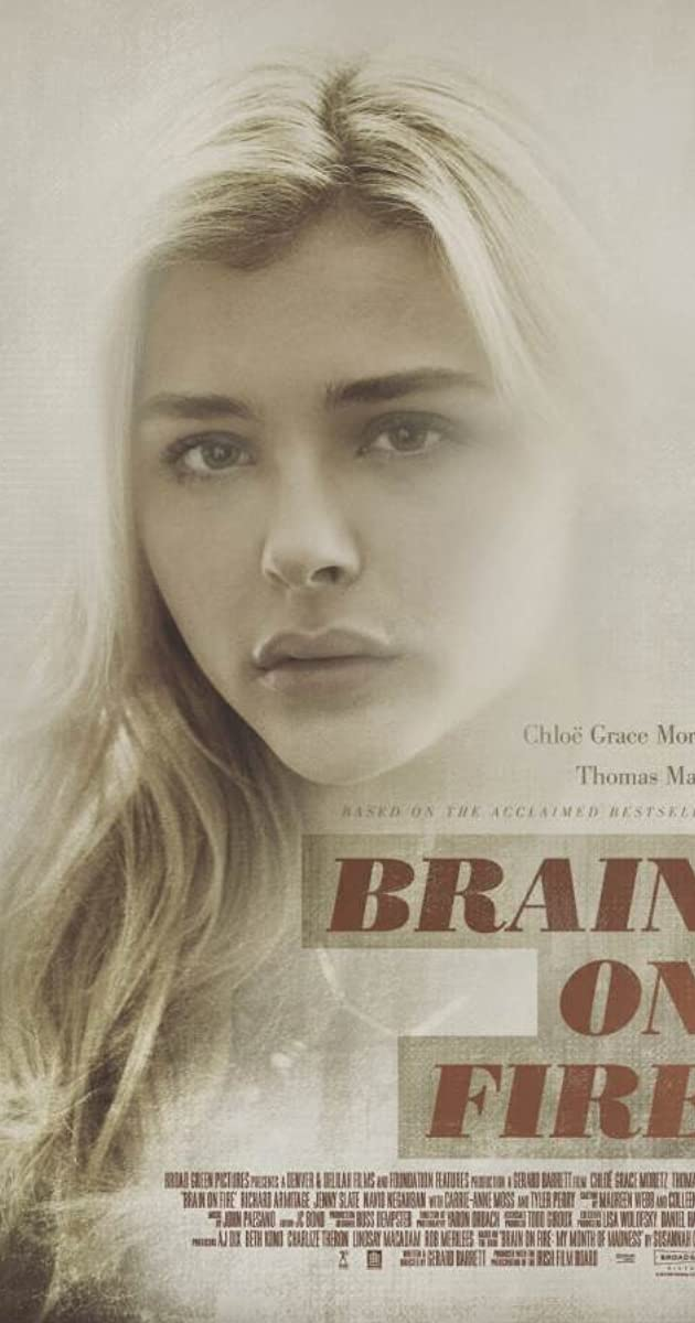 Subtitle of Brain on Fire