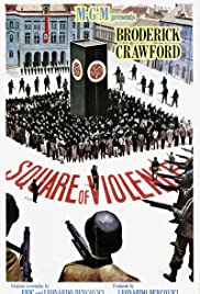 Square of Violence Poster