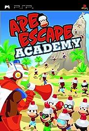 Ape Escape Academy Poster