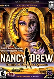 Nancy Drew: Tomb of the Lost Queen Poster