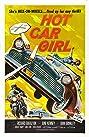 Hot Car Girl (1958) Poster