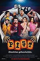 Pist (2015) Poster
