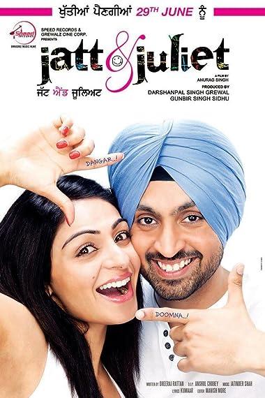 Jatt and Juliet 2012 Dual Audio In Hindi Punjabi 720p DVDRip