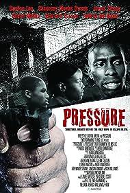 Damion Lee, Andrea Bordeaux, Aaron Bridges, Chauncey Meeks-Owens, Adam Bridges, Jose Abreau, Priel Gelb Bobby, Brian Creary, and Sharieff Carson in Pressure (2009)