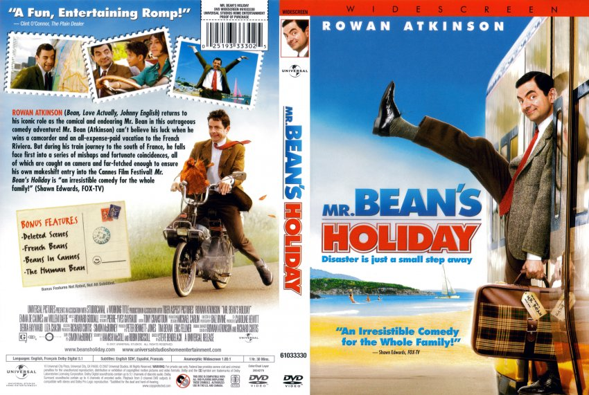 Mr Bean S Holiday 2007