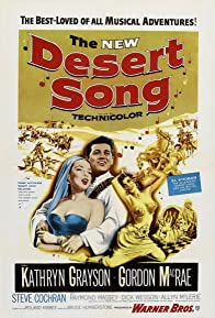 Primary photo for The Desert Song