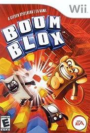 Boom Blox Poster