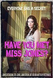 Have You Met Miss Jones? Poster