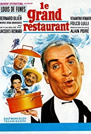 The Restaurant (1966) Poster - Movie Forum, Cast, Reviews
