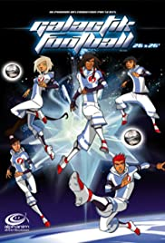 Galactik Football Poster