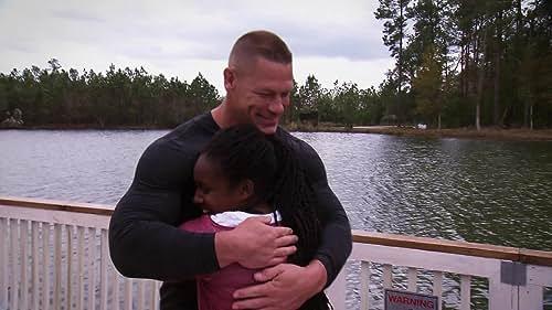 American Grit: John Cena Surprises Janessa's Daughter