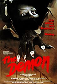 The Demon Poster