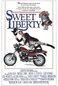 Alan Alda in Sweet Liberty (1986)