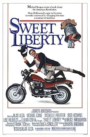 Sweet Liberty Poster Image