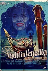 Heidemarie Hatheyer in Die Nacht in Venedig (1942)