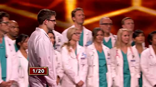 Superhuman: Amy Must Pair 20 Doctors And Nurses Together By Memory
