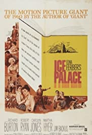 Ice Palace (1960) Poster - Movie Forum, Cast, Reviews