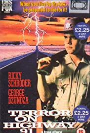 Terror on Highway 91 Poster