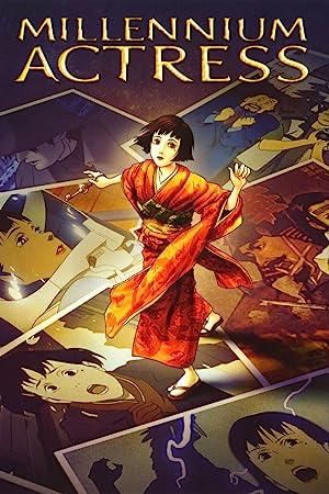 Millennium Actress Poster Image