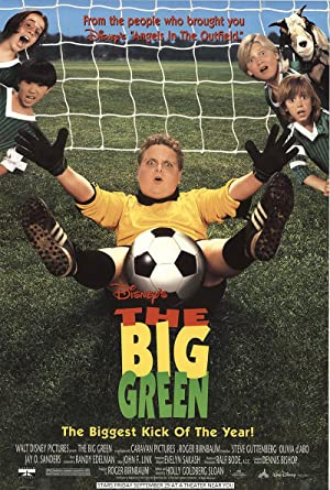 The Big Green Poster Image