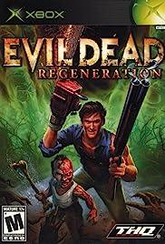 Evil Dead: Regeneration(2005) Poster - Movie Forum, Cast, Reviews