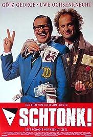 Schtonk Poster