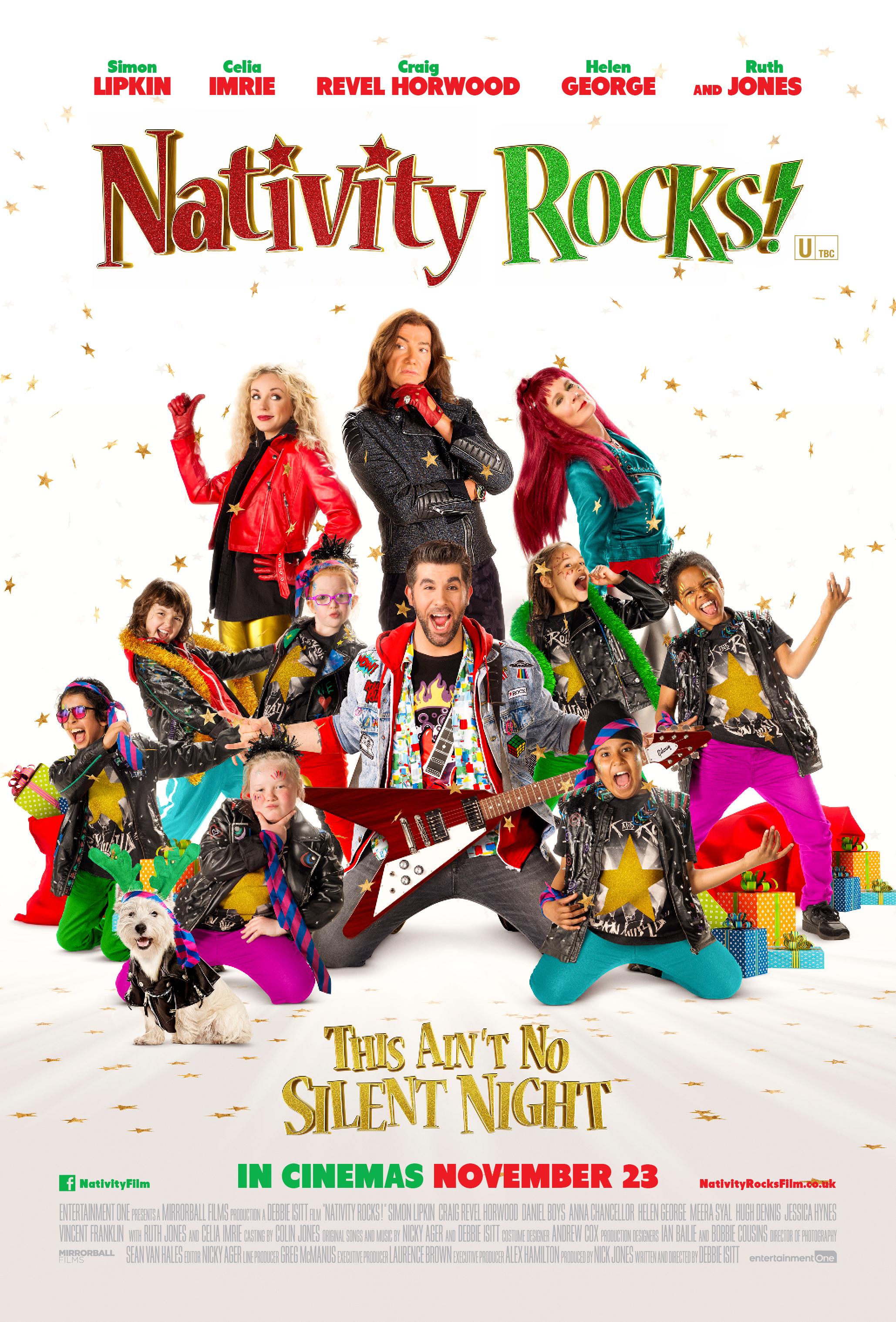 Roko žvaigždės iš prigimties! (2018) / Nativity Rocks!