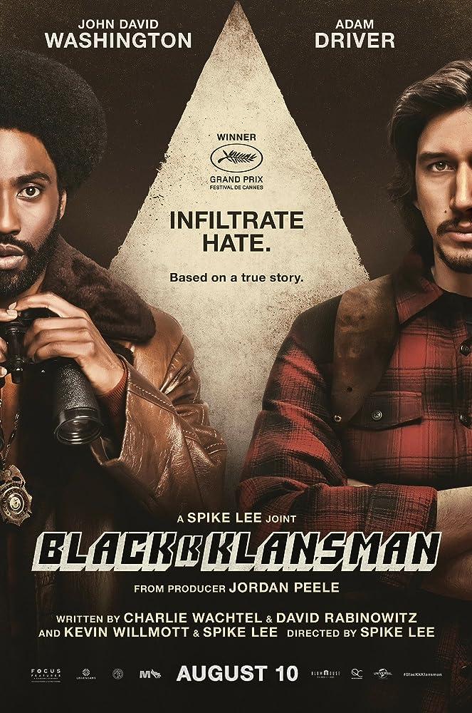 مراسم اسکار - اسکار 2019 - فیلم BlacKkKlansman