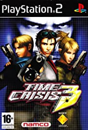 Time Crisis 3 Poster
