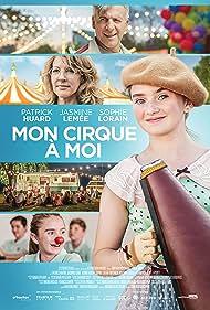 Robin Aubert, Patrick Huard, Sophie Lorain, and Jasmine Lemée in Mon cirque à moi (2020)