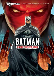 Batman: Under the Red Hood (2010 Video)