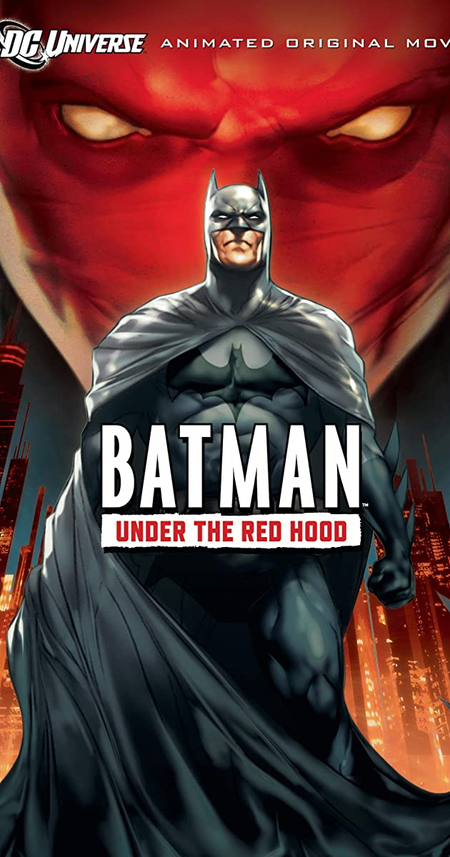 Subtitle of Batman: Under the Red Hood