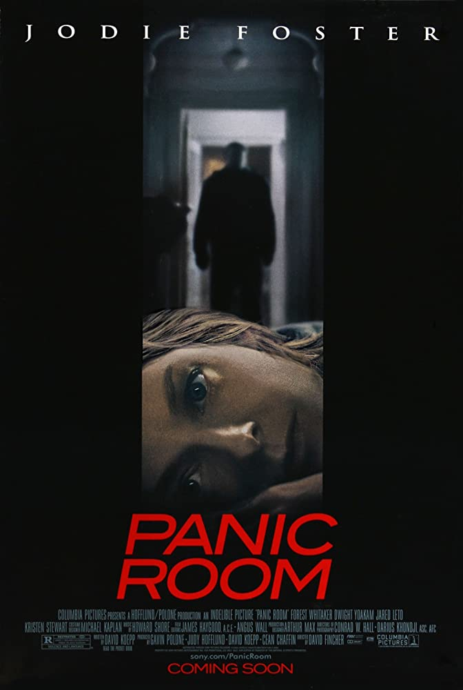 Panic Room (2002) Dual Audio Hindi 350MB BluRay 480p x264 ESubs