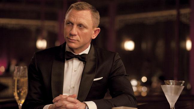 Hollywood Spotlight: Daniel Craig