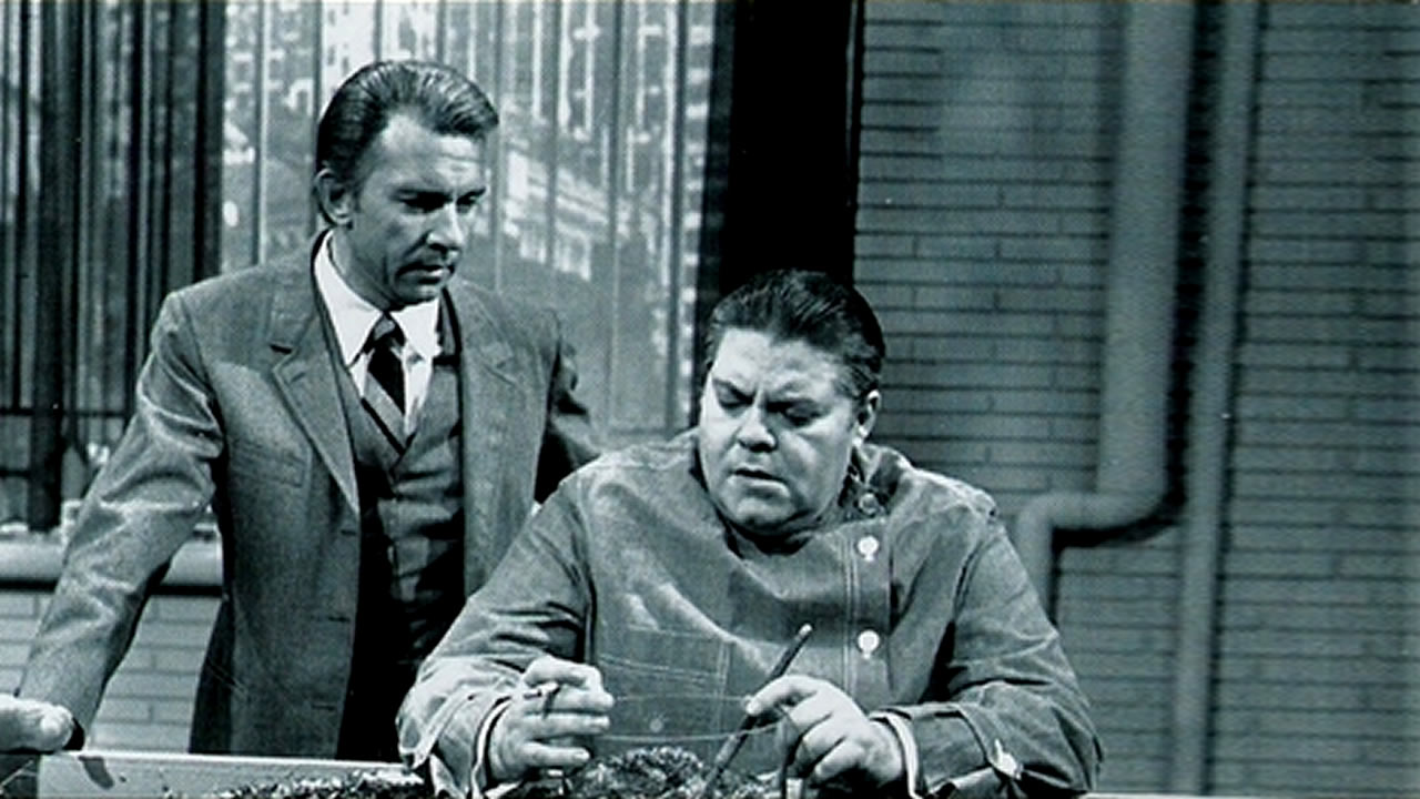 Tino Buazzelli and Paolo Ferrari in Un incidente di caccia (1969)