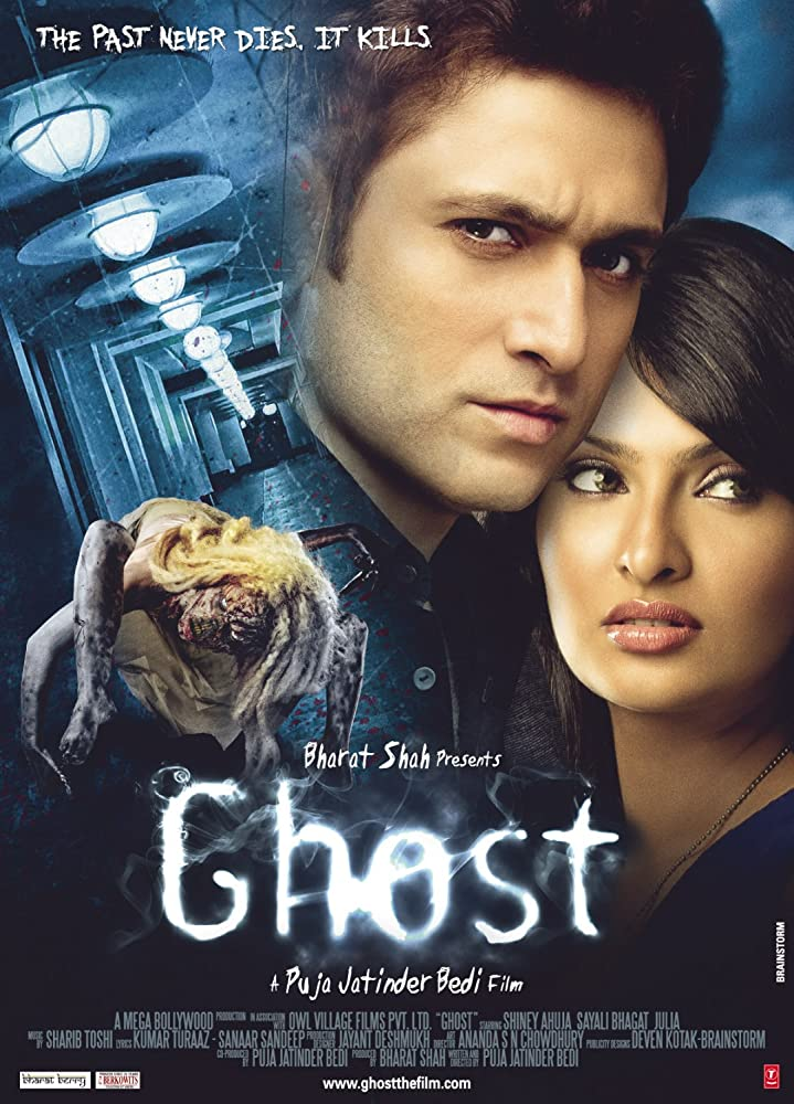 Ghost 2012 Hindi Movie 362MB WEB-DL Download