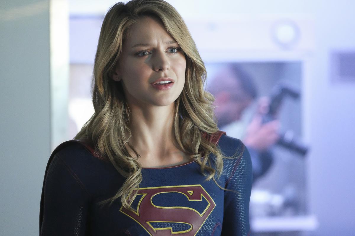 Supergirl Serie Completa Latino Por Mega