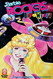 Barbie and the Rockers: Out of This World Poster