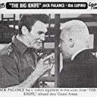 Jack Palance and Rod Steiger in The Big Knife (1955)