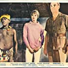 Juliet Prowse in Dingaka (1964)