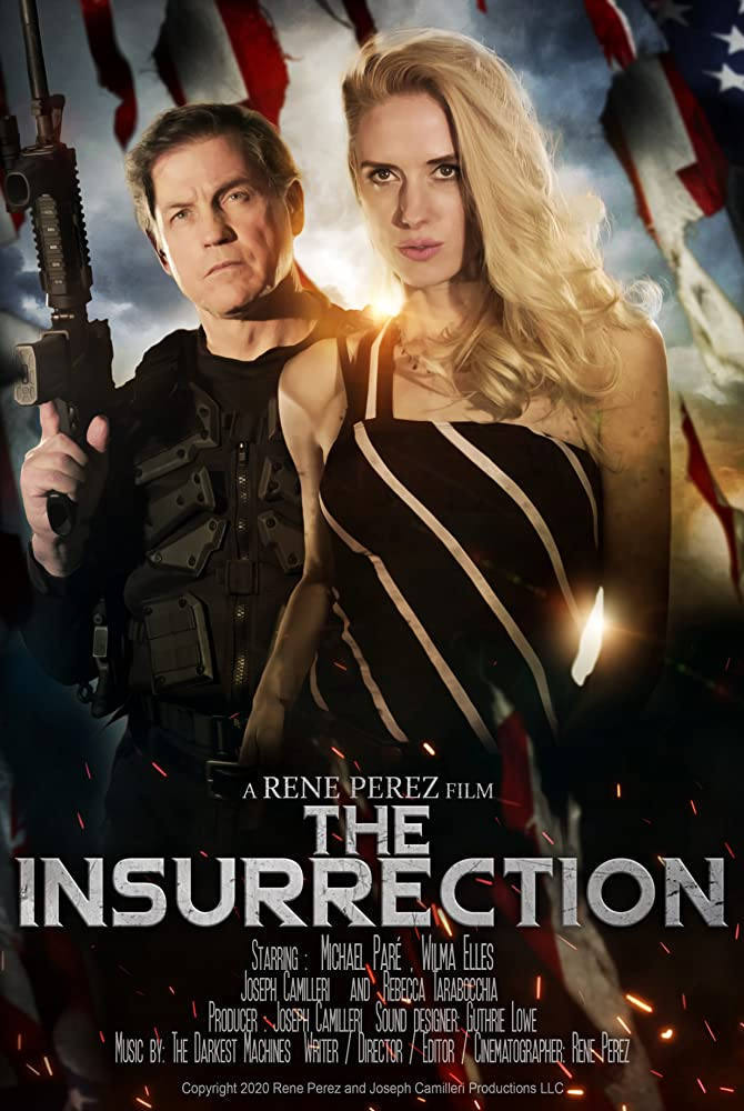 The Insurrection 2020 full hd English 480p HDRip 300MB ESubs