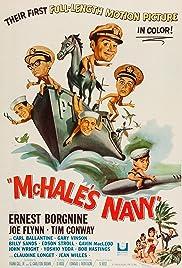 McHale's Navy(1964) Poster - Movie Forum, Cast, Reviews