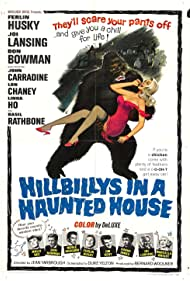 Hillbillys in a Haunted House Poster - Movie Forum, Cast, Reviews