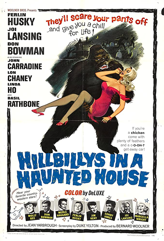Hillbillys in a Haunted House (1967)
