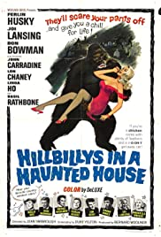 Hillbillys in a Haunted House (1967) Poster - Movie Forum, Cast, Reviews