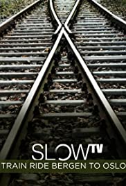 Slow Tv: Train Ride Bergen to Oslo Poster