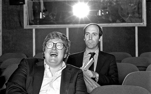 Roger Ebert and Gene Siskel in Life Itself (2014)