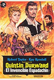 Quentin Durward (1955) Poster - Movie Forum, Cast, Reviews